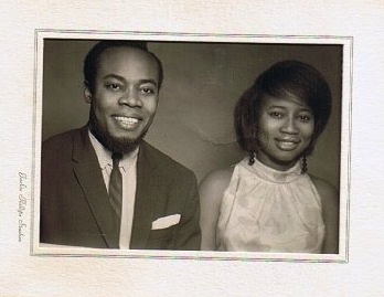 Dr. and Mrs Oyairo - My mom and dad
