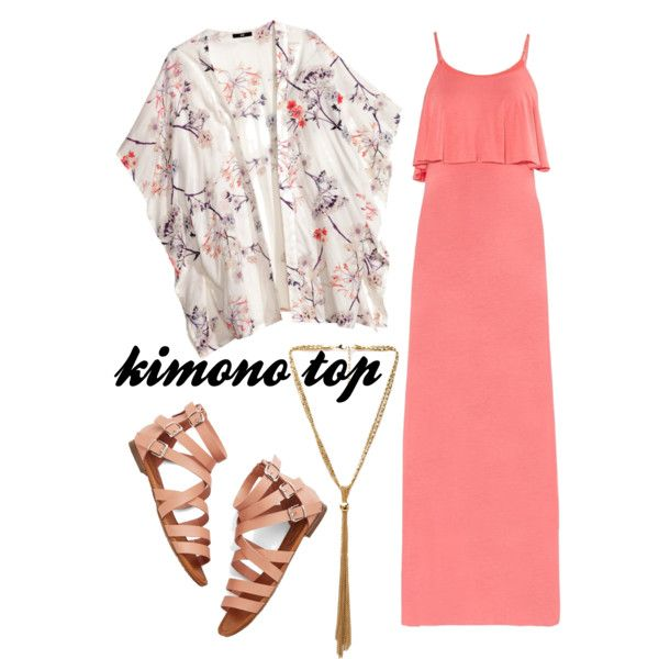 Kimono top collection