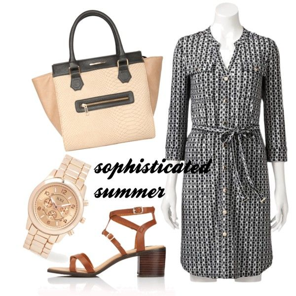 Sophisticated summer