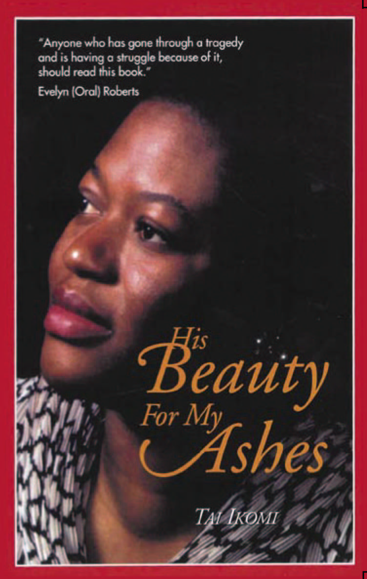 Tai Ikomi His Beauty For My Ashes Cover 2