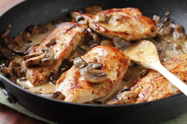 How to make delicious Chicken Marsala
